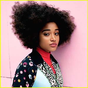 Amandla Stenberg To Star In Black Lives Matter Inspired Movie, 'The Hate U Give'