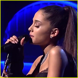Ariana Sings New Song 'Dangerous Woman' on 'SNL' - Watch Now!