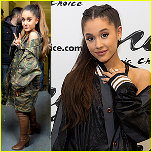 Ariana Grande Says She's a 'Big Fan' of Stars She Impersonated on 'SNL' - Watch Now!