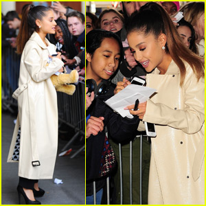 Ariana Grande Previews New 'Dangerous Woman' Video