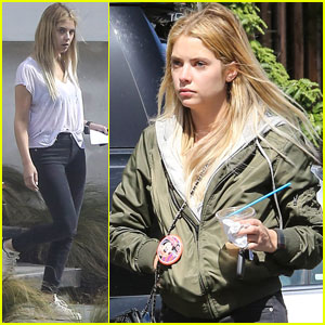 Ashley Benson House Hunts in West Hollywood!
