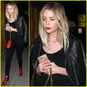 Ashley Benson Shares Funny Video Taken By On-And-Off Boyfriend Ryan Good!