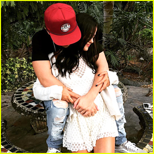 Austin Mahone Posts Sweet Snap with Katya Henry for Easter