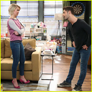 Riley Plays Matchmaker on Tonight's 'Baby Daddy'