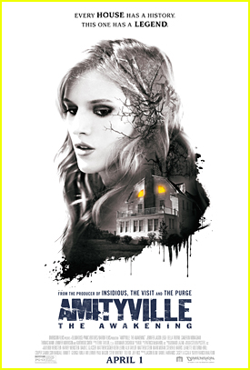 Bella Thorne Blends Into The House on 'Amityville: The Awakening' New Poster