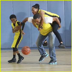 Jack Becomes a Basketball Benchwarmer On 'black-ish' Tonight