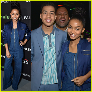 Yara Shahidi Talks Becoming Zoey at 'black-ish' PaleyFest Panel