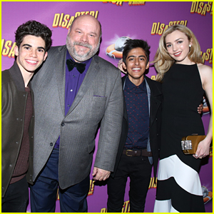 Cameron Boyce, Karan Brar & Peyton List Support Kevin Chamberlin at 'Disaster!' Premiere