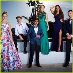 Chloe Lukasiak & Ricky Garcia Couple Up for 'YSBnow' Prom Shoot!