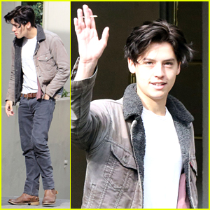 Cole Sprouse Becomes Jughead For 'Riverdale' With Dark Hair - See The Pics!