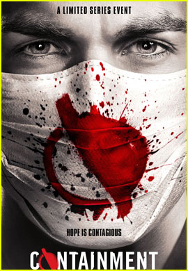 Chris Wood Faces an Outbreak on Brand New 'Containment' Poster