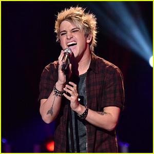 Dalton Rapattoni Performs on 'American Idol' Top 3 Show - Watch Now!
