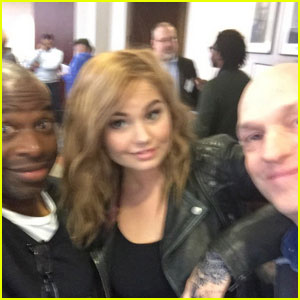 Debby Ryan Runs into 'Suite Life on Deck' Co-Stars - See the Reunion Pic!