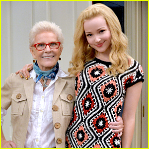 Dove Cameron Says Goodbye To Patty Duke In Simple & Touching Way