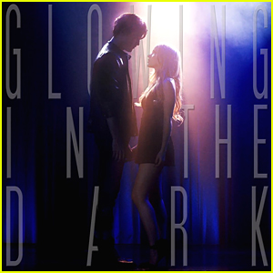 Dove Cameron & Ryan McCartan Debut 'Glowing in The Dark' Lyric Video