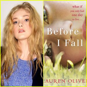 Elena Kampouris Talks Filming 'Before I Fall' Film Adaptation!
