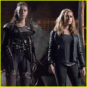 Alycia Debnam-Carey Says Goodbye to The 100's Lexa on Twitter; Eliza Taylor Answers Fan Questions