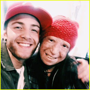 Drew Chadwick Flies to Meet Sick Emblem3 Fan