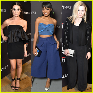 Lea Michele Starts Rumor That Harry Styles May Join 'Scream Queens' During Paleyfest