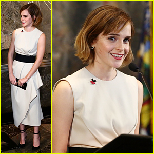 Emma Watson Speaks About Gender Equality in the Arts on International Women's Day