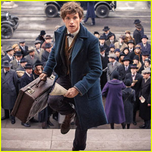 'Fantastic Beasts & Where to Find Them' Will Be a Trilogy, J.K. Rowling Confirms!