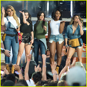 Fifth Harmony 'Work From Home' On 'Kimmel' After Dropping New Song 'The Life' (Video)