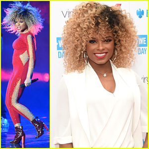 Fleur East Performs 'Sax' For WE Day UK