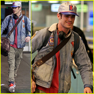 Grant Gustin Thanks Fans After 'The Flash' Renewal News!