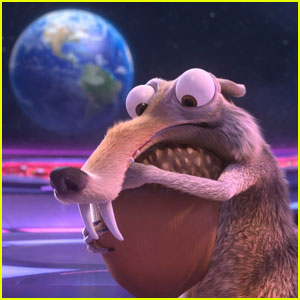 Things Are Out of This World in New 'Ice Age: Collision Course' Trailer - Watch Now!