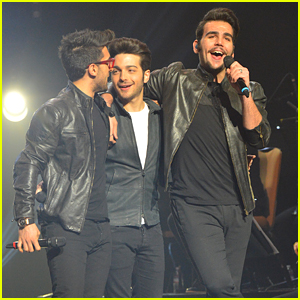 Il Volo Want to Impress People With Powerful Songs