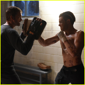Jace Works Up a Sweat While Shirtless on Tonight's 'Shadowhunters'