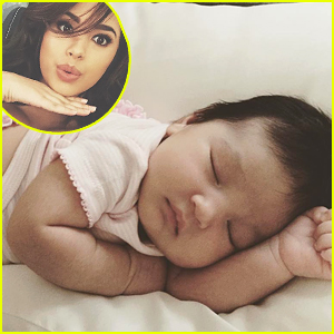 Jasmine V Shares Adorable New Photos of Baby Ameera Reign