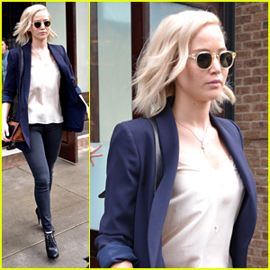 Jennifer Lawrence's 'Joy' Director Told Her To Stay True To Herself