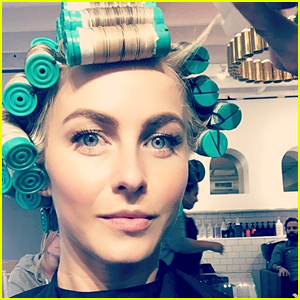 Julianne Hough Gets Perm After Wanting One for Six Years