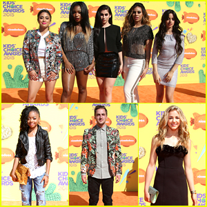 2016 Kids' Choice Awards - See All The Fashion Pics From Last Year's Show!