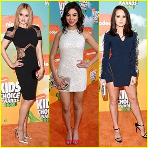 Kids Choice Awards 2016 - Top Ten Best Dressed Stars!