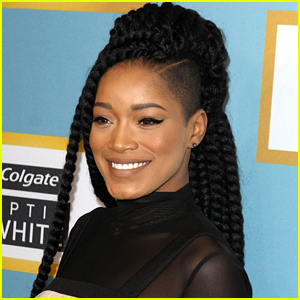 Keke Palmer Announces Book, 'I Don't Belong To You'