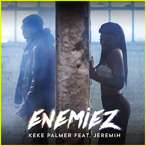 Keke Palmer Drops 'Enemiez' Music Video - Watch Now!