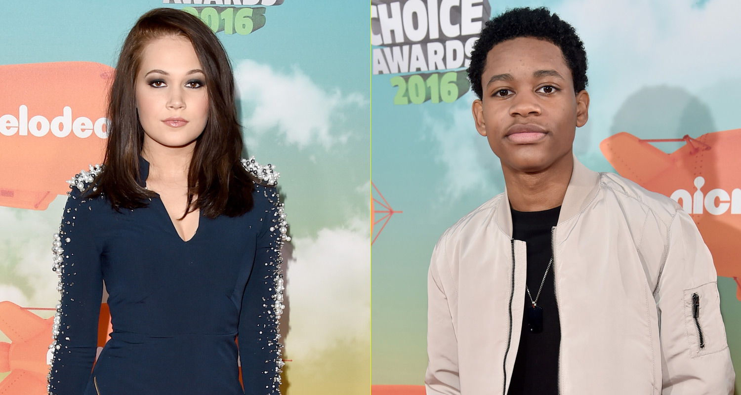 �lab rats� stars kelli berglund amp tyrel jackson williams