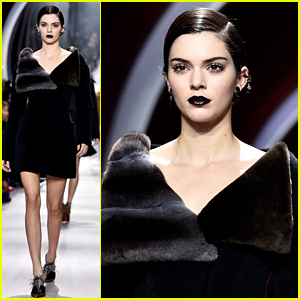Kendall Jenner Keeps Busy with Shows & Fittings in PFW