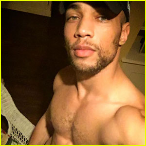 Happy Birthday Kendrick Sampson! See His Hottest Shirtless Photos Here!