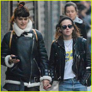 Kristen Stewart & Soko Step Out Holding Hands!