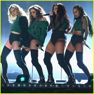 Watch Little Mix Cover Justin Bieber, Beyonce, & More in Concert! (Videos)