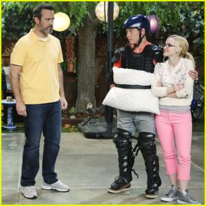 'Liv & Maddie' Sneak Peek: Is That Josh's Arm Around Maddie?! (Exclusive)