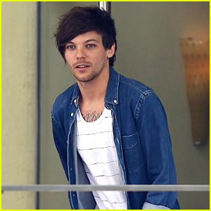 Louis Tomlinson & Girlfriend Danielle Campbell Reunite After His Trip to London
