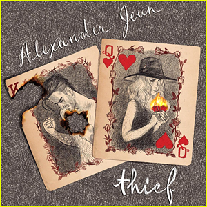 Alexander Jean Drops New Single 'Thief' - Listen Now!