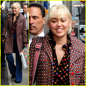 Miley Cyrus Proves You Can Learn Life Lessons From Haircuts