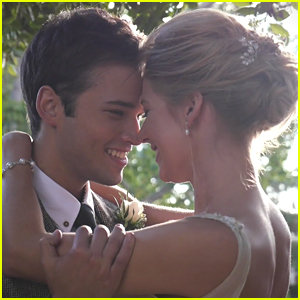 Nathan Kress & Wife London Share Gorgeous & Moving Wedding Video With Fans
