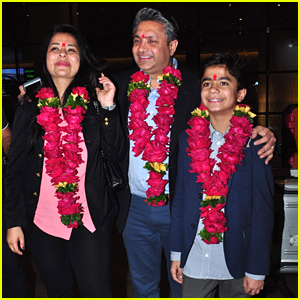 Neel Sethi Gets Warm Welcome In Mumbai For 'Jungle Book' Promo