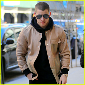 Nick Jonas Responds to Brussels Attacks: 'My Heart Breaks for You'